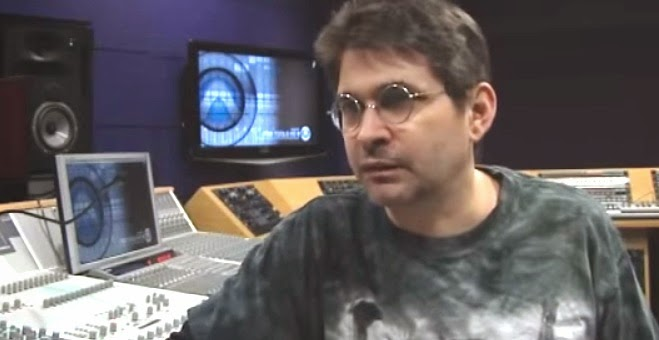 Steve Albini interview image