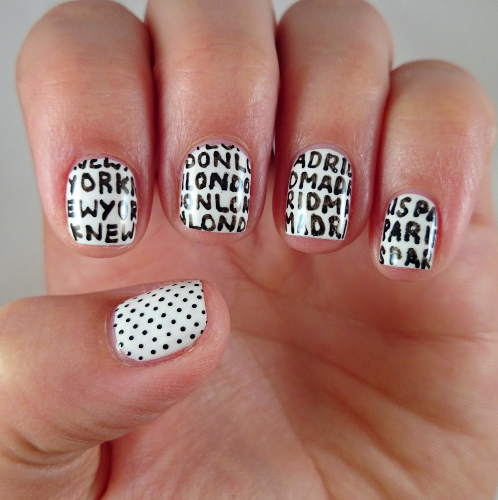 Dahlia Nails: Fashion Week Nail Inspo