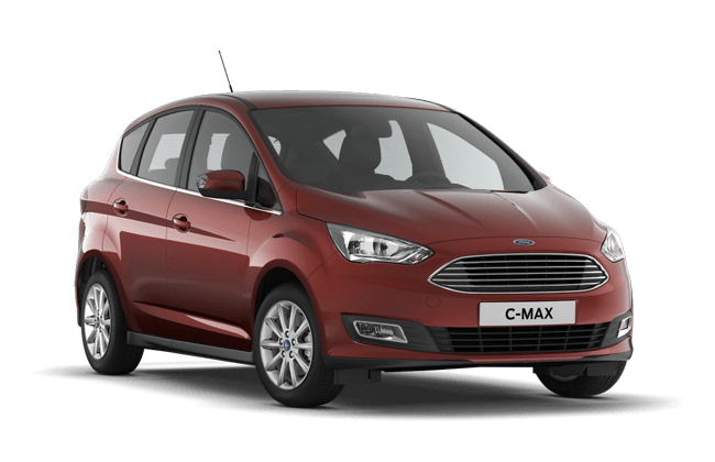 Ford C-Max II Restylé (2016) - Couleurs/Colors