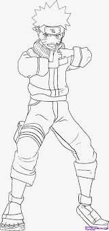 #2 Naruto Manga Drawing