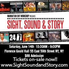 Sight Sound & Story 2014