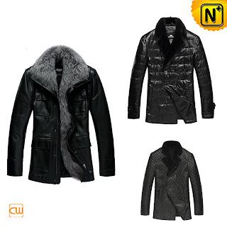 Men Leather Coats