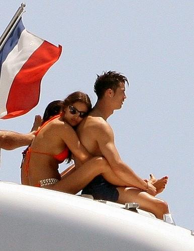 Cristiano Ronaldo and Irina Shayk, Celebrity Couples