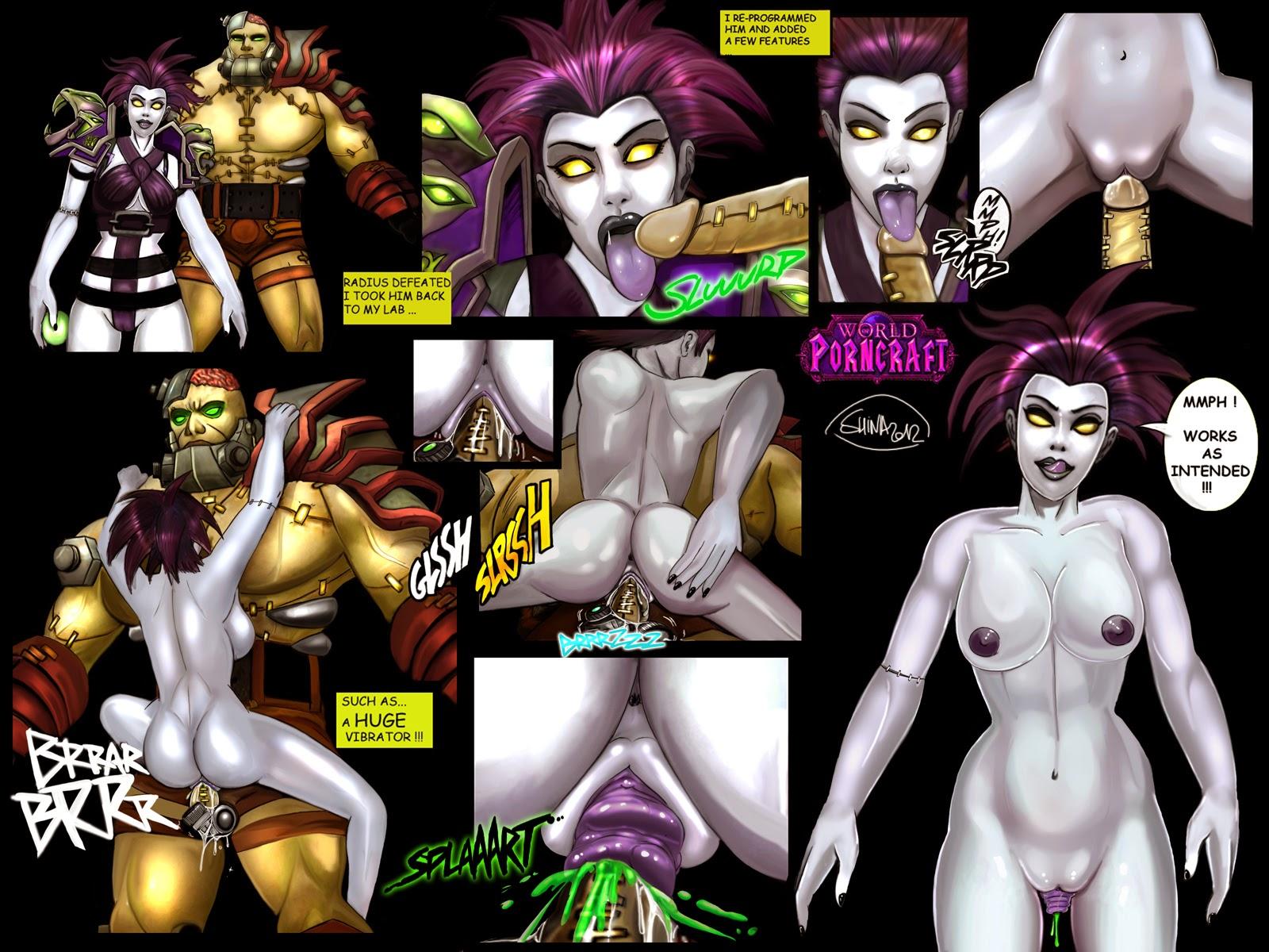 Female world of warcraft undead porn