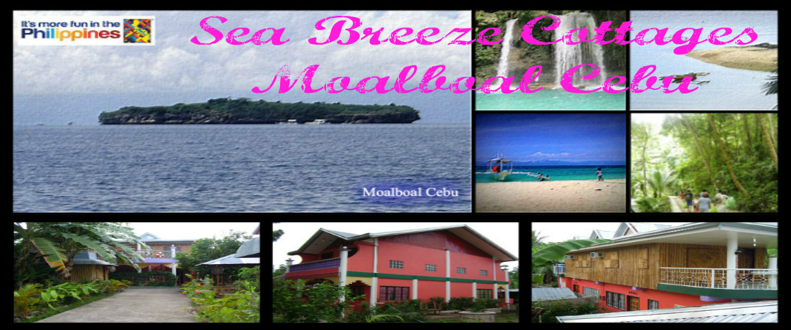 SeaBreeze Cottages Moalboal Cebu
