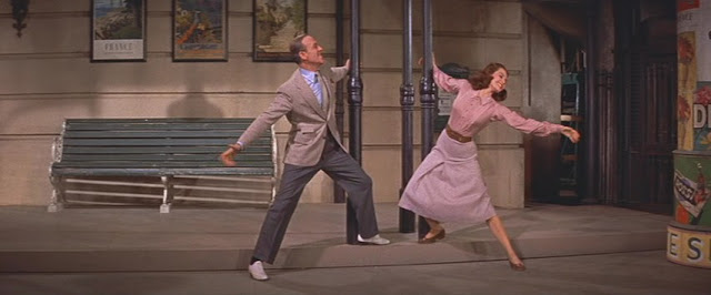 Silk Stockings 18 - Cyd Charisse Fred Astaire