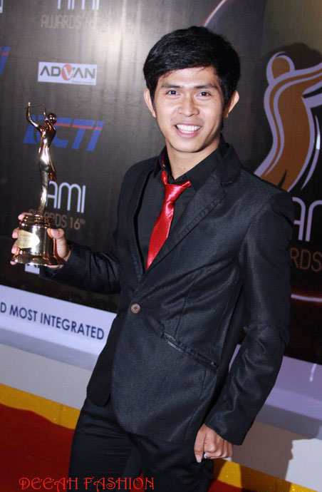 Cakra Khan Si Simple Man AMI 2013