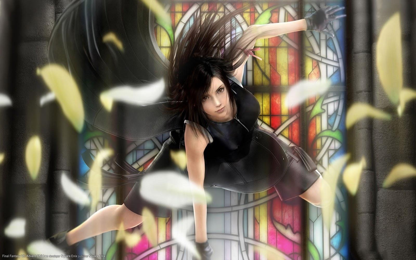 Japan Anime - Final Fantasy