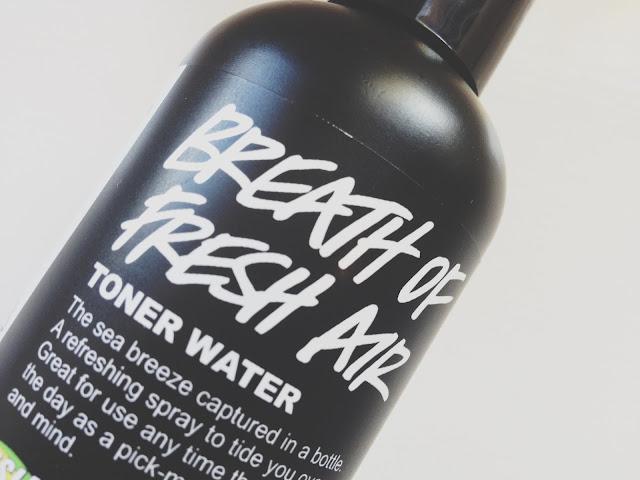 Lush Cosmetics, toner, beauty, skin care, clean, fresh