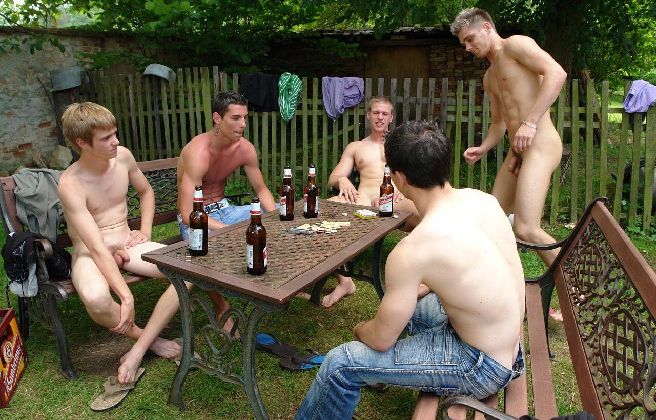 Gay Strip Poker Dick 96