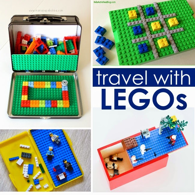 LEGOS: 75+ Ideas, Tips and Hacks