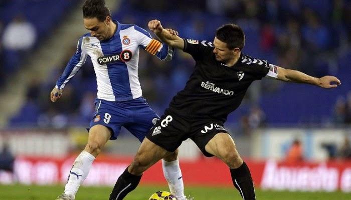 Eibar vs Espanyol en vivo