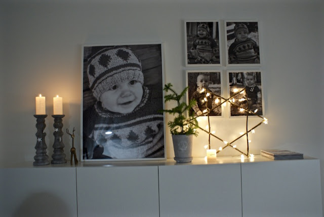 tine k, skandinavisk, lempi, partylite, huonekuusi, skandinaavinen, valkoinen joulu