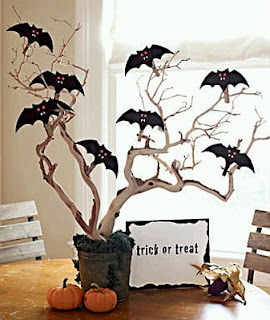 Halloween Parties, Centerpieces