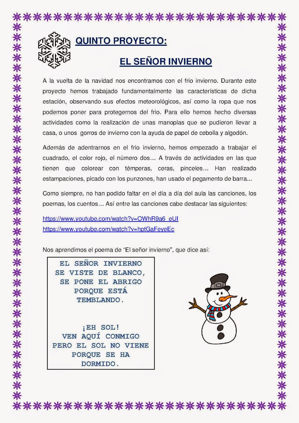 Ana paula ludoeduca una experiencia educativa v - Proyecto el invierno ...
