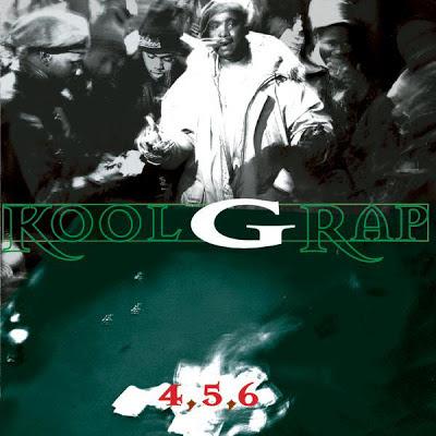 Kool G Rap - 4,5,6 Cover