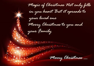Merry Christmas Quotes on Images 2015
