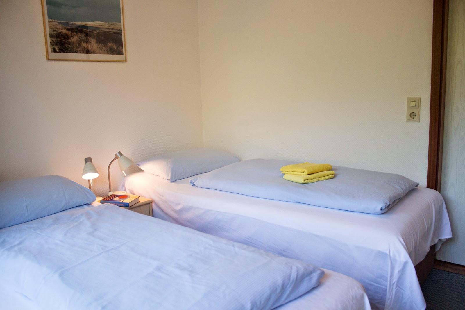 Ferienwohnung Beate St. Peter-Ording Bad, Schlafzimmer