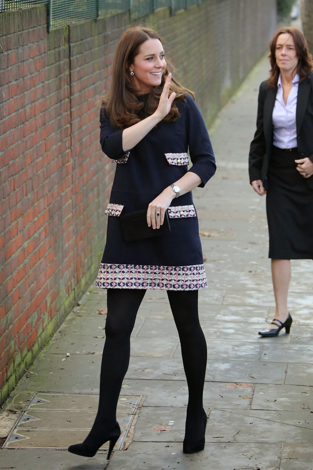 With Kate middleton pantyhose fake right! like