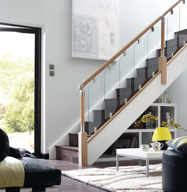 Richard Burbidge win £1000 of stair parts