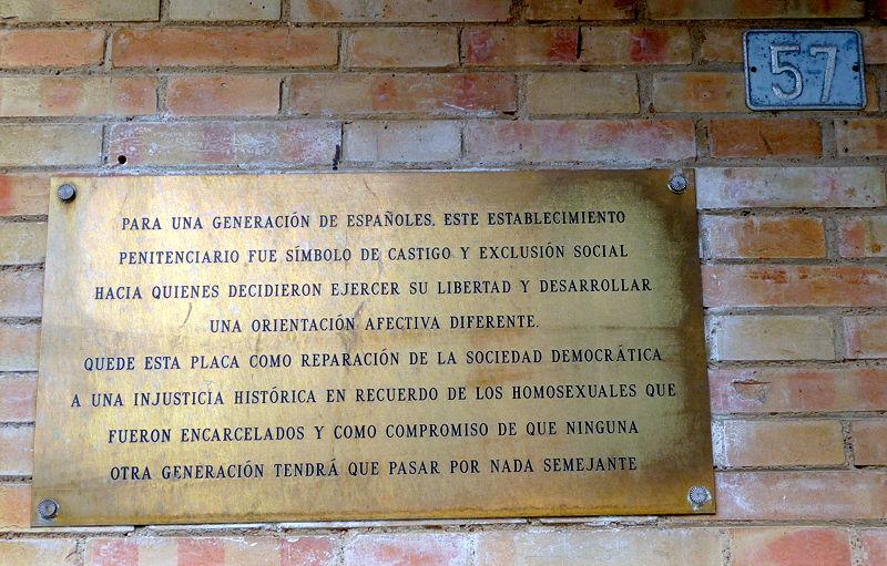 Placa homenaje Huelva