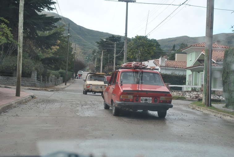 """Expedición al """"Arroyo Los Quimbaletes"""""""