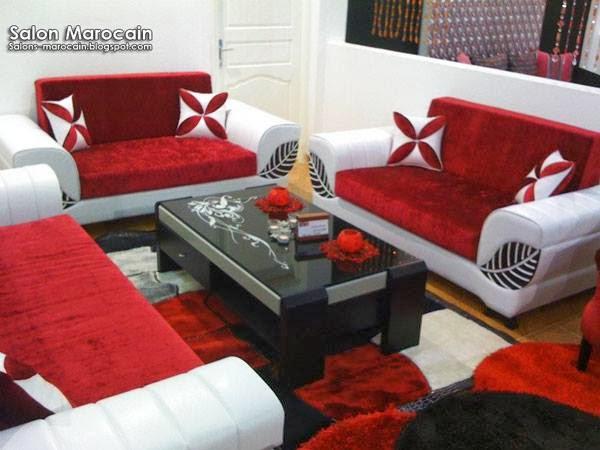 salon marocain moderne | Decoration marocaine | Page 30