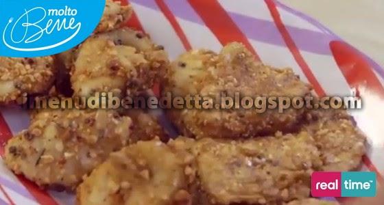 Pescatrice in crosta di Arachidi di Benedetta Parodi