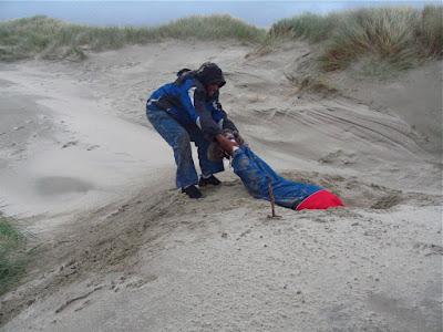 Oregon Dunes, Lane County, South Jetty, Pacific Ocean, Coast