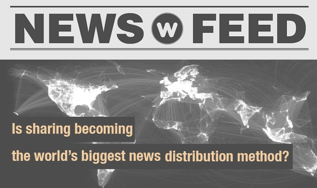INFOGRAPHIC: News Media Companies Thrive On Facebook