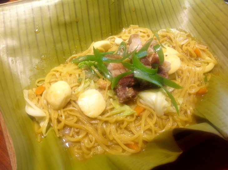 how to cook pancit canton guisado