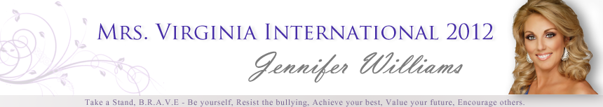 Mrs. Virginia International 2012