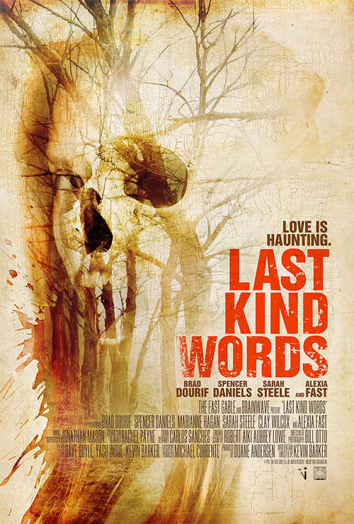 Last Kind Words (2012) Poster