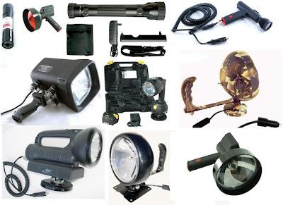 hunting lights