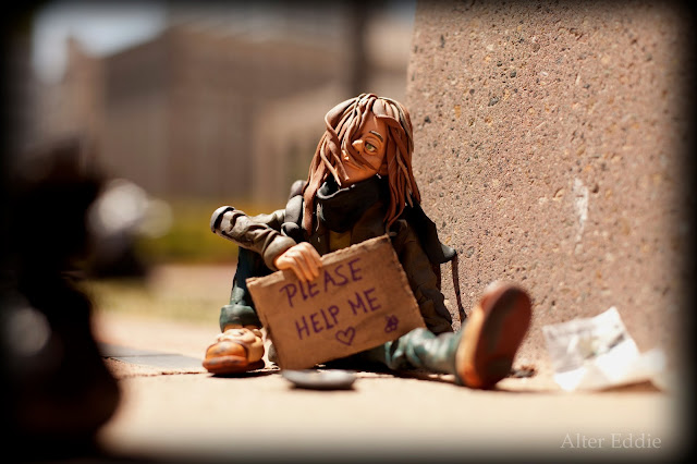 The invisibles: Please, help me!