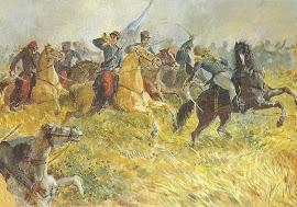BATALLA DE ITUZAINGÓ (20/02/1827)  ALIADOS ORIENTALES Y  EJÉRCITO ARGENTINO Vs  IMPERIO DEL BRASIL