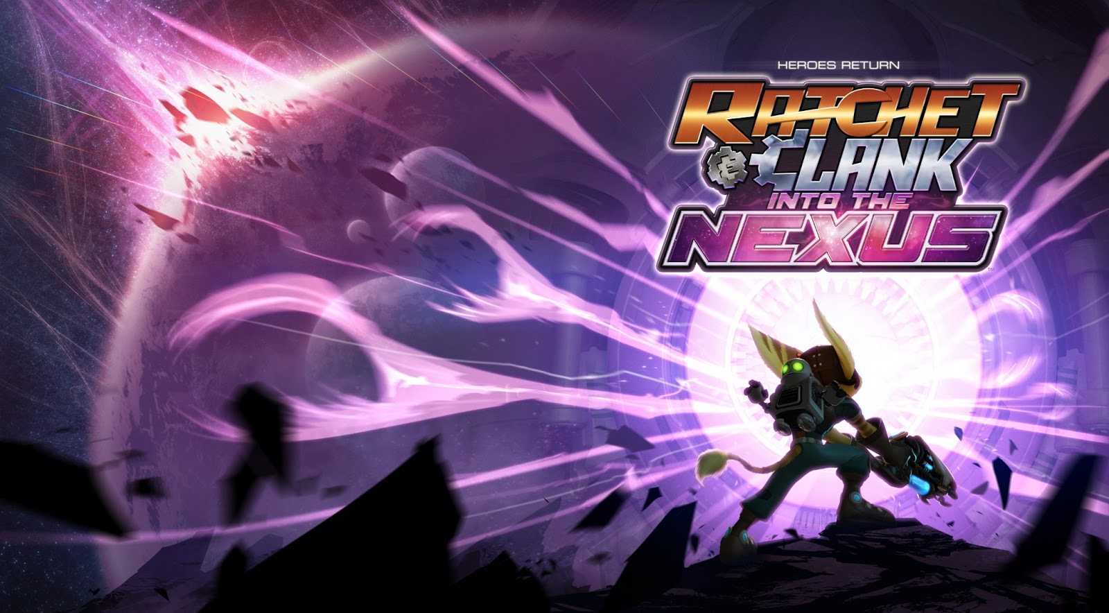 Free Ratchet & Clank Into the Nexus Wallpapers - ratchet and clank into the nexus game wallpapers