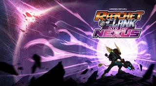 Ratchet and Clank Nexus Release Wallpapers
