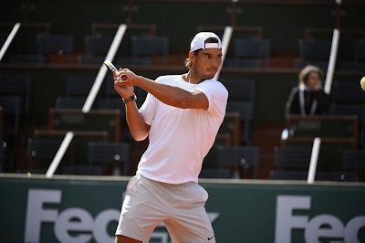 tenisz, Roland Garros, Rafael Nadal, Novak Djokovic, Roger Federer, Andy Murray, Simona Halep, Serena Williams, Maria Sharapova,