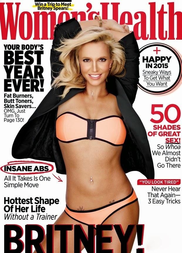 Veja fotos do ensaio de Britney Spears para revista