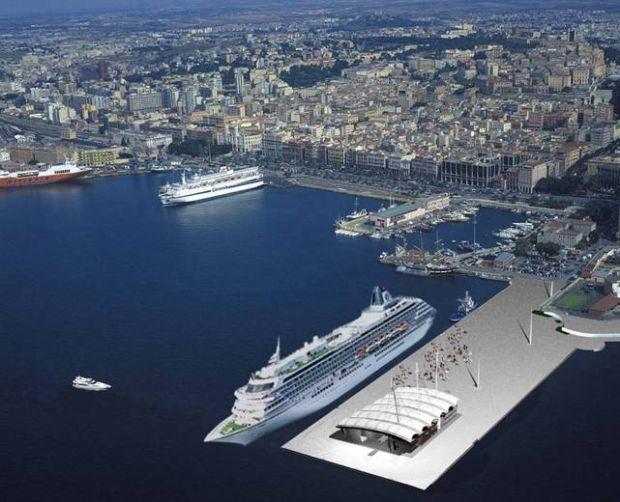 Cagliari – il porto punta tutto sul turismo