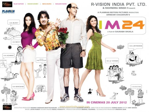 I M 24 (2012) – Poster First Look