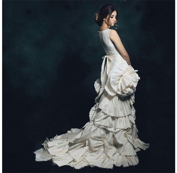 GOSSIP KOT Itu Bukan Gambar Pra Perkahwinan Saya Hanez Suraya 5 Gambar