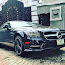 CELEBRITY LIFE: Jude Okoye Bought New Mercedes Benz CLS!