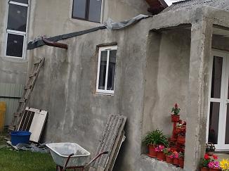Nicolae Geantă 🔴 Întinde-ți o mână pentru acoperișul Evei!