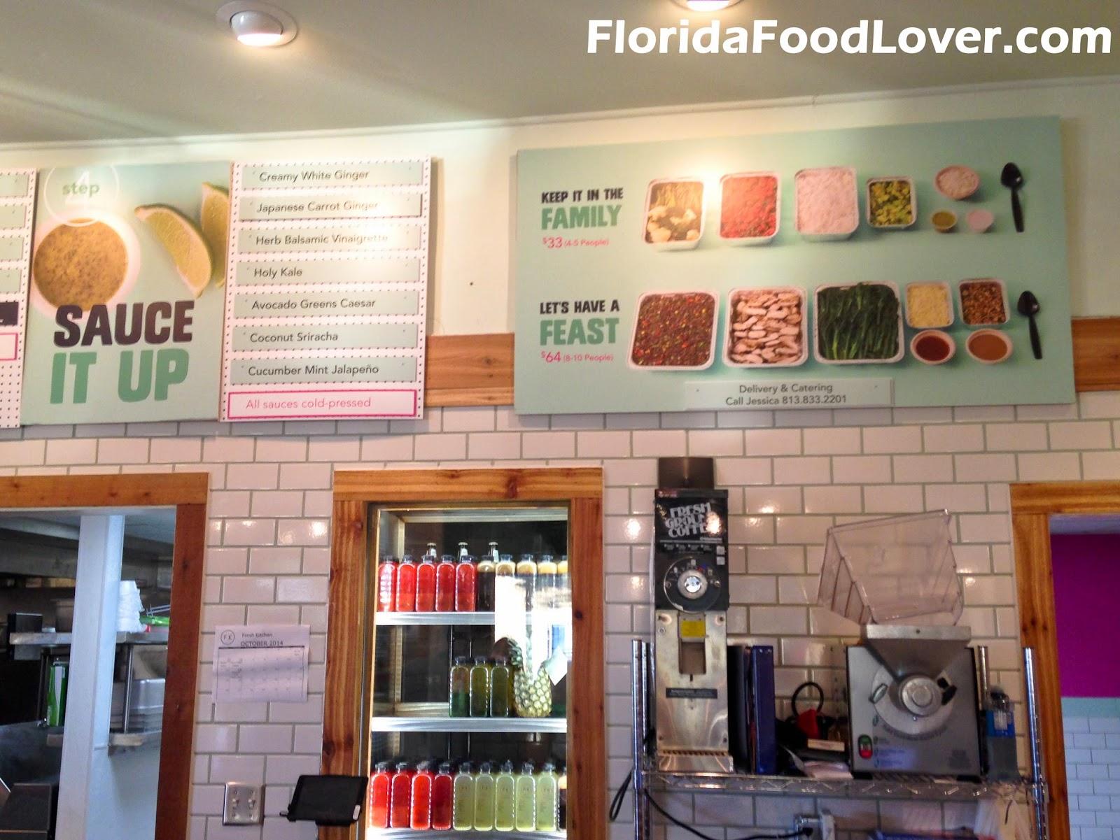 Florida Food Lover Fresh Kitchen – Tampa FL