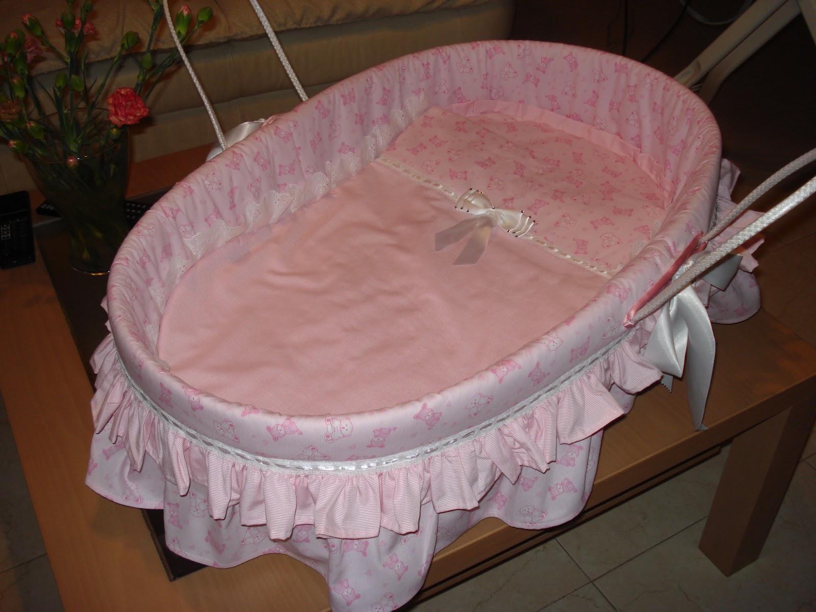 Nativinice canastillas para beb - Canastillas para bebes ...