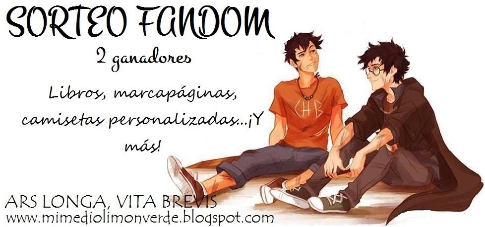 Sorteo fandom ♥