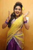 Priyanka half saree photos-thumbnail-6
