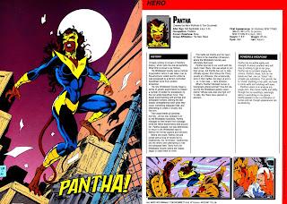 Pantha (ficha dc comics)